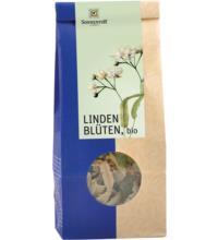 Sonnentor Lindenblüten, ganze Blüten, 35 gr Packung
