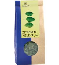 Sonnentor Zitronenmelisse, 50 gr Packung