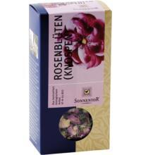 Sonnentor Rosenblüten, Knospen, 30 gr Packung