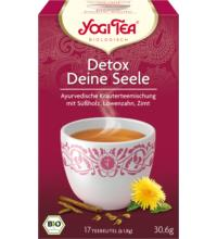 Yogi Tea Feel Pure, 17 Btl Packung