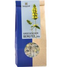 Sonnentor Griechischer Bergtee, 40  Packung