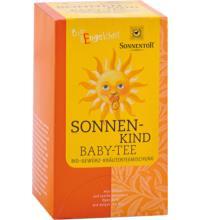 Sonnentor Sonnenkind-Babytee, 1,5 gr, 20 Btl Packung