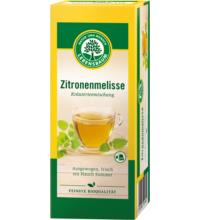 Lebensb Zitronenmelisse mit Zitronengras, 1,5 gr,  20 Btl Packung