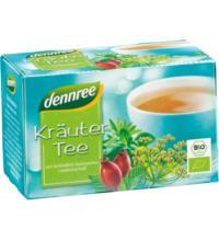 dennree Kräutertee, 1,5 gr, 20 Btl Packung
