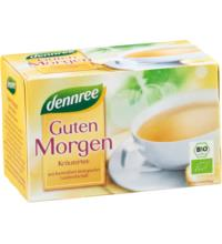 dennree Guten Morgen Tee, 1,5 gr, 20 Btl Packung
