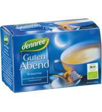 dennree Guten Abend Tee, 1,5 gr, 20 Btl Packung