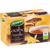 dennree Rooibostee Vanille, 1,5 gr, 20 Btl Packung