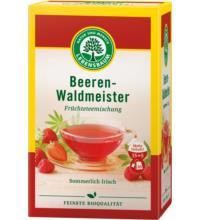 Lebensb Beeren-Waldmeister Tee, 2,5 gr,  20 Btl Packung