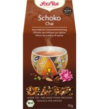 Yogi Tea Schoko Chai, 90 gr Packung