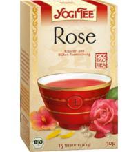 Yogi Tea Rose, 2 gr, 17 Btl Packung
