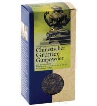 Sonnentor Grüntee Gunpowder, 100 gr Packung