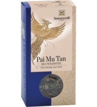 Sonnentor Weisser Tee - Pai Mu Tan, 40 gr Packung