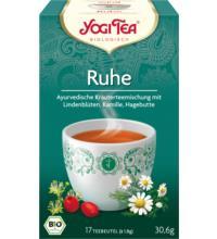 Yogi Tea Ruhe, 1,8 gr, 17 Btl Packung