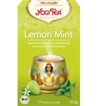 Yogi Tea Lemon Mint, 1,8 gr, 17 Btl Packung