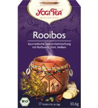 Yogi Tea Rooibos, 1,8 gr, 17 Btl Packung