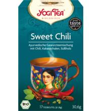 Yogi Tea Sweet Chili, 1,8 gr, 17 Btl Packung