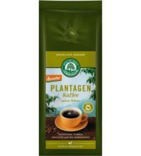 Lebensb Plantagenkaffee, ganze Bohne,  250 gr Packung