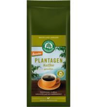 Lebensb Plantagenkaffee, gemahlen,  250 gr Packung