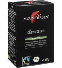 Mount Hagen Cappuccino, 12,5 gr, 10 Btl Packung