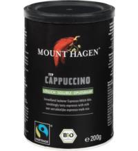 Mount Hagen Cappuccino, 200 gr Dose