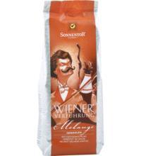 Sonnentor Wiener Verführung Melange, gemahlen, 500 gr Packung