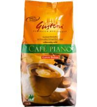 Gustoni Café Piano, ganze Bohne, 1 kg Packung