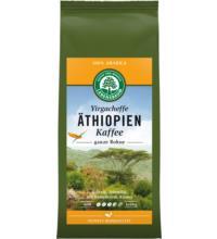 Lebensb Äthiopien Kaffee, ganze Bohne, 250 gr Packung