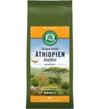 Lebensb Äthiopien Kaffee, gemahlen, 250 gr Packung