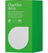 ChariTea Detox, 2gr, 20 Btl Packung