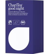 ChariTea Good Night, 2,0 gr, 20 Btl Packung