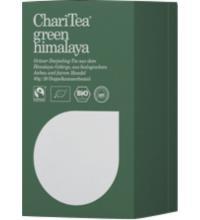 ChariTea Green Himalaya, 2 gr, 20 Btl Packung