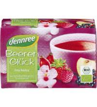 dennree Beerenglück, 2 gr, 20 Btl Packung