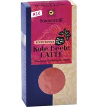 Sonnentor Rote Beete Latte, 70 gr Packung