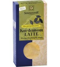 Sonnentor Kardamom Latte, 45 gr Packung