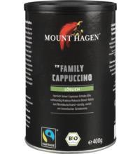 Mount Hagen Family Cappuccino, 400 gr Dose