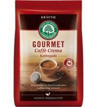 Lebensb Gourmet-Caffè Crema kräftig Kaffeepads (18x7gr), 126 gr Packung