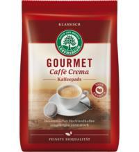 Lebensb Gourmet-Caffè Crema klassisch Kaffeepads (18x7gr), 126 gr Packung