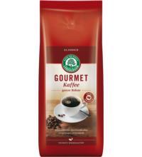 Lebensb Gourmet-Kaffee klassisch, ganze Bohne,  1 kg Packung