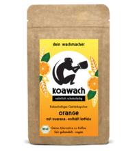 Koawach Orange, 120 gr Packung -mit Guarana-
