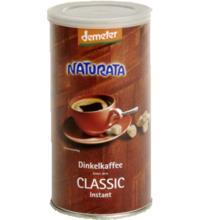 Naturata Dinkelkaffee Classic, Instant, 75 gr Dose