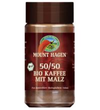 Mount Hagen Fairtrade Halb & Halb, 100 gr Dose