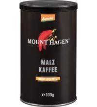 Mount Hagen Demeter Malzkaffee, 100 gr Dose