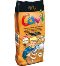 Vivani Cavi quick, kakaohaltiges Getränkepulver, 400 gr Packung