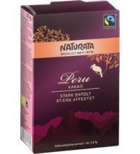 Naturata Peru Kakao, stark entölt, 125 gr Packung