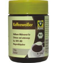 Raab Kaffeeweisser, 125 gr Glas