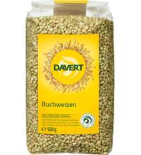 Davert Buchweizen Deutschland, 500 gr Packung