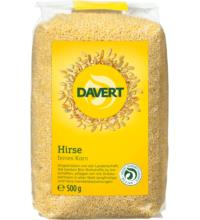 Davert Hirse besonders feines Korn, 500 gr Packung