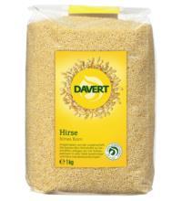Davert Hirse besonders feines Korn, 1 kg Packung