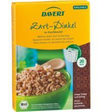 Davert Zart-Dinkel im Kochbeutel, 250 gr Packung