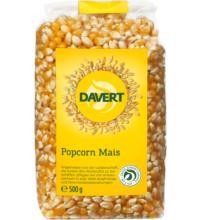 Davert Popcorn-Mais, 500 gr Packung